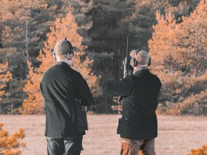hunting with a guide in Texas